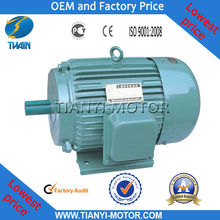 Y100L-2 3KW Three Phase AC Electrical Motor
