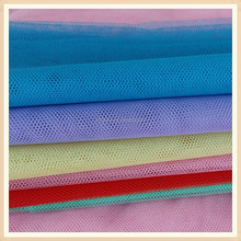 100D mesh fabric lining fabric made in China for wedding material of high quality competitive price