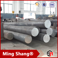 Manufacturing alloy steel 35CrMo steel round bar