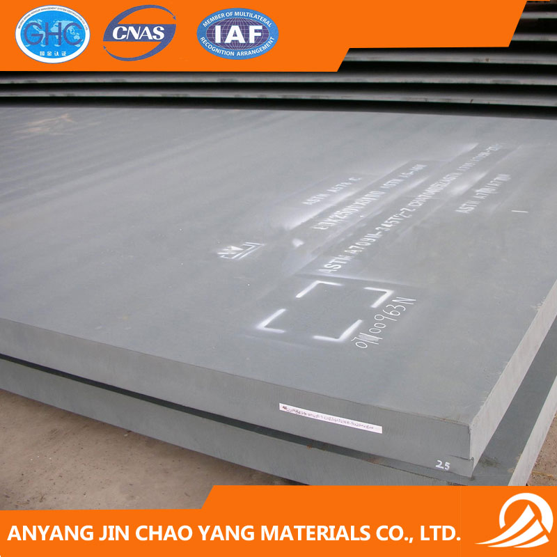 low alloy high strength steel plate Q390D for mechanical engineering