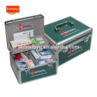 Promotional Custom Logo Metal Boxes Medical First Aid Kit