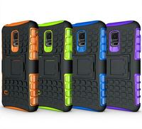 Hybrid Holster Combo Kickstand Case For Galaxy S2 T989