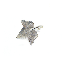 wholesale latest tanishq glow silver jewellery maple leaf ring designs for girl
