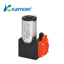 Kamoer micro low pressure dc 12v motor small air vacuum diaphragm pump with brushed or brushless