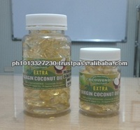 SOFTGEL CAPSULE Virgin Coconut Oil