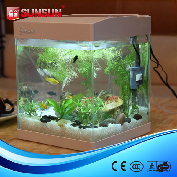 SUNSUN G-20/G-25 plastic Aquarium Fish Tank acrylic aquarium tank manufacturers