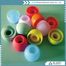 High Quality Soft silicone earphone rubber cover