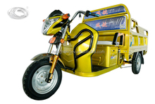 3 wheel deliver goods electric tricycle cargo from China