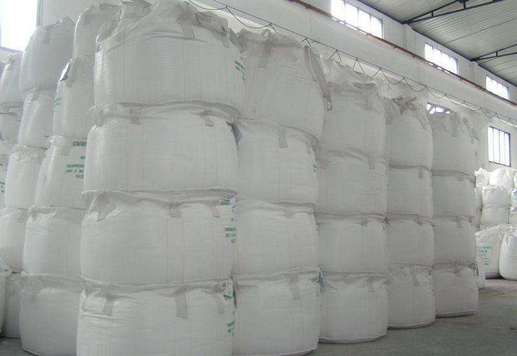 ShuiRun chemical SrCO3 strontium carbonate price