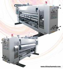 LX-308 Automatic Slotter & Die Cutter Flexo Printing Machines 6 Colors