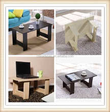 commercial decorative new design modern korean coffee table