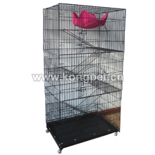 2015 High quality Square Metal Kennels for dogs or cats KE013