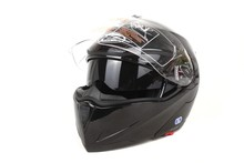 double visor helmet/flip up helmet/motor helmet HD-701
