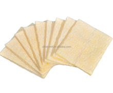 easy cleaning BEE WAX perfume nonwoven dry wipe cleaning cloth