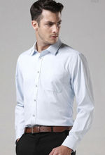 2014 high quality cotton latest design white business shirt long sleeve mens dress shirts