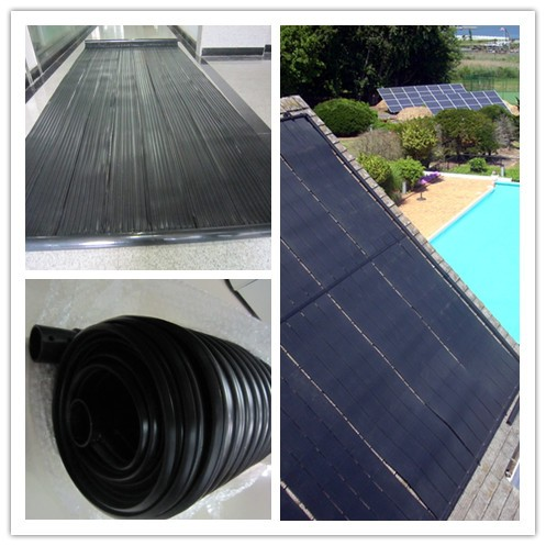 Flat Plate Energy-Saving Solar Water Heater Collectors System