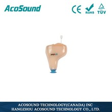 Best Price Useful CE Standard AcoSound Acomate 210 Instant Fit Voice Amplifier Hearing Aids for Deaf Ear