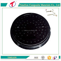 heavy duty cast iron manhole cover frame