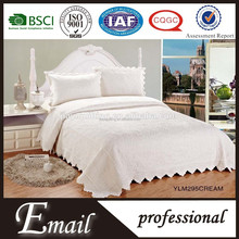 hot sale 100%polyester printed air condition bedcover for adult from china
