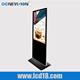 55inch Promotion Hd Lcd Ad Player Digital Signage Kiosk 3g Wifi Digital Advertising Totem Network Motion Sensor Optional