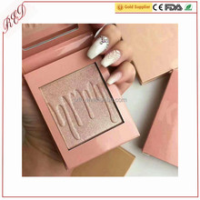 China manufacturer highlighter makeup cosmetics made in