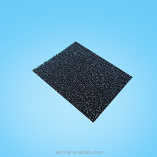 Airy filter mat air intake washable synthetic filter media sponge filter