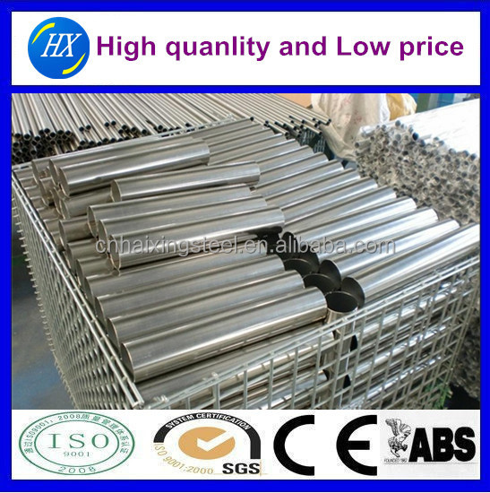 schedule 10 seamless stainless steel pipe/ tube