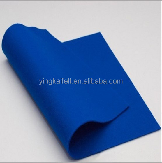 1mm 2mm 3mm 4mm 5mm Polyester Geotextile Needle Punched Nonwoven Fabric felt