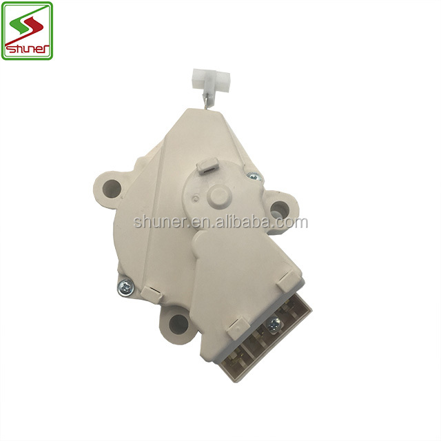 white retractor for full-automatic washing machine /Spare parts retractor washing machine parts drain pump motor