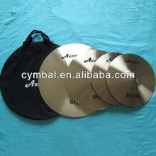 100% handmade Manual advanced Cymbal for practice,soul series