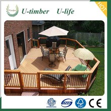 Anti-static popular environmental WPC decking