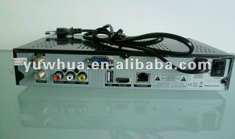 decodificador de satelite dvb-s2 for chile