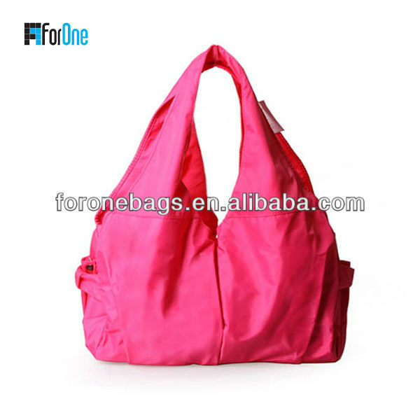 Girls tote bag/ handbags ladies/nylon tote bags
