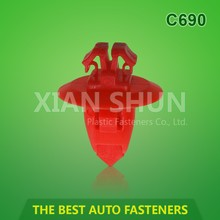 Automotive Plastic Fastener C690