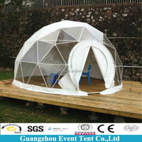 High quality PVC colored car folding dome tent for event tent