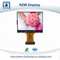 China Manufacturer Driver IC ILI9342C 320x240 Trade Assurance Outdoor Flexible LCD Display 2 inch Screen TFT LCD Module