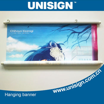 Unisign Banner Hanging System For Sale With Customized Size And Logo Buy Banner Hanging System