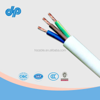 H05VV-F cable PVC cable h05vv-f power cords h05vv-f 3g1.5mm2 power cords