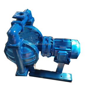 DH-DW-SS100 food grade electric operated water double diaphragm pump manufacturers