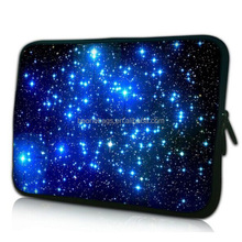 star glitter beautiful canvas case and bag for tablet pc