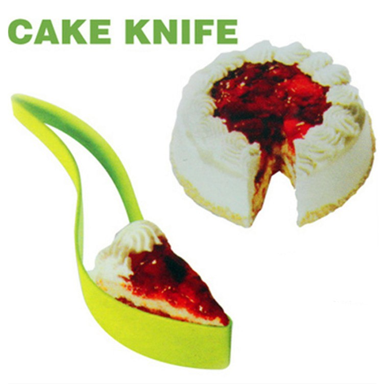 Food Grade Plastic Cake Pie Slicer