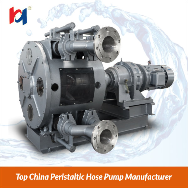 Smelting Industrial Metal Leaching Fluid Transfer Peristaltic Pump