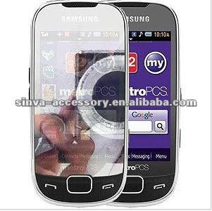 mirrior screen protector for samsung r850