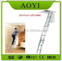 China shipping werner attic ladders
