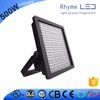 50000 Lumens CE RoHS Compliant Aluminum Alloy Housing 500W IP65 LED Flood Light
