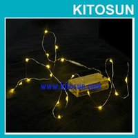 Best quality safe Micro LED string light for window curtain decoration