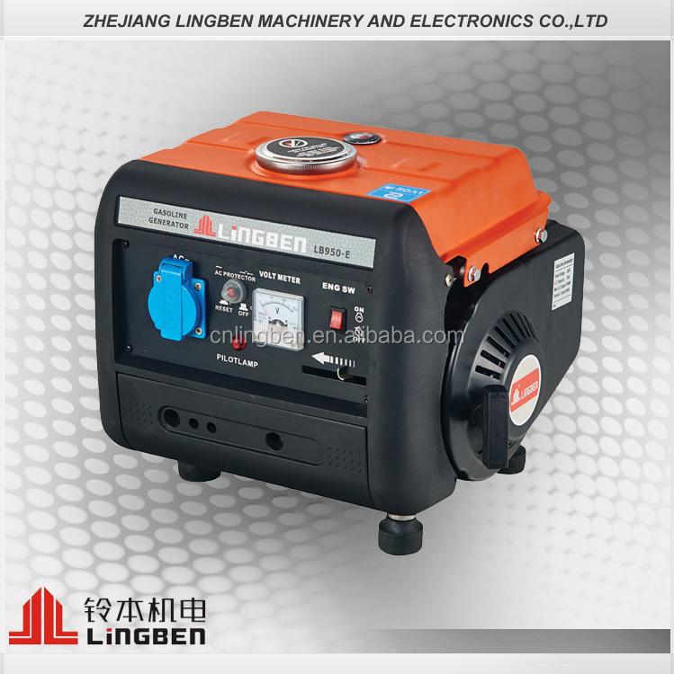 Lingben china air cooled 12v dc motor generator low rpm for Low rpm air motor