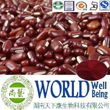 Hot sale Red bean extract/Red bean powder/Benefit heart disease plant extract