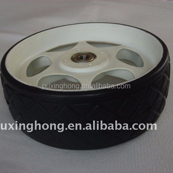 Polyurethane Foam Filled Wheel for Golf Cart Hand Cart