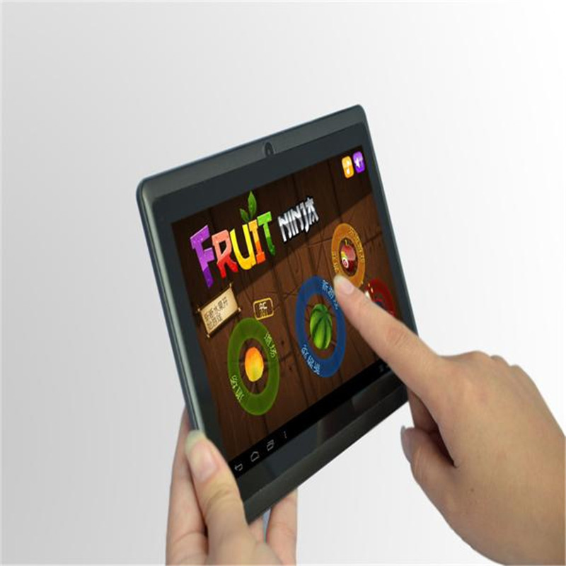 "touch tablet pc with 7"" inch infotmic dual core tablet pc 7inch Q88 style hdmi"
